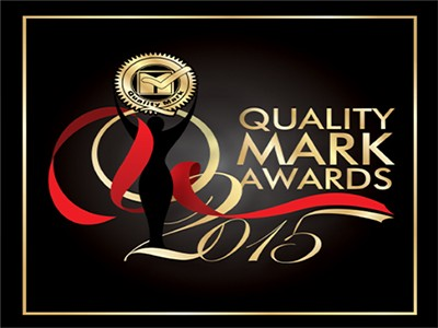 Winner of Quality Mark Award 2015